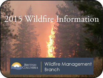 BC wildfire news